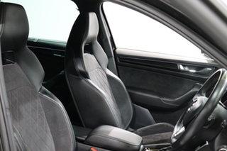 2019 Skoda Kodiaq NS MY19 132TSI DSG Sportline Black 7 Speed Sports Automatic Dual Clutch Wagon