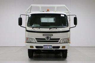 2010 Hino 300 XZU419R 816 Auto White Cab Chassis 4.0l 4x2.