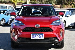 2020 Toyota Yaris Cross MXPB10R GX 2WD Red 10 Speed Constant Variable Wagon