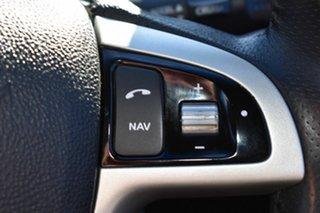 2011 Holden Commodore VE II SS-V Black 6 Speed Manual Sedan