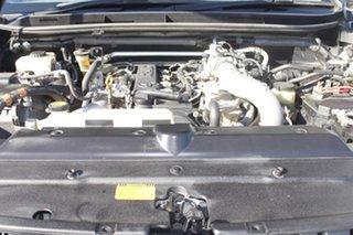 2011 Toyota Landcruiser Prado KDJ150R GX Silver 6 Speed Manual Wagon