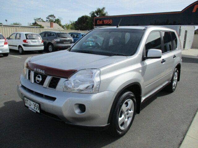 Used Nissan X-Trail T31 ST Murray Bridge, 2008 Nissan X-Trail T31 ST Silver 1 Speed Constant Variable Wagon