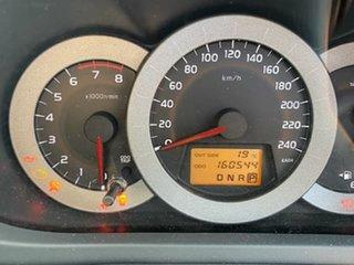 2007 Toyota RAV4 GSA33R SX6 Silver 5 Speed Automatic Wagon