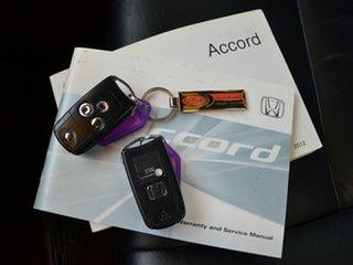2012 Honda Accord 8th Gen MY12 Limited Edition Grey 5 Speed Sports Automatic Sedan