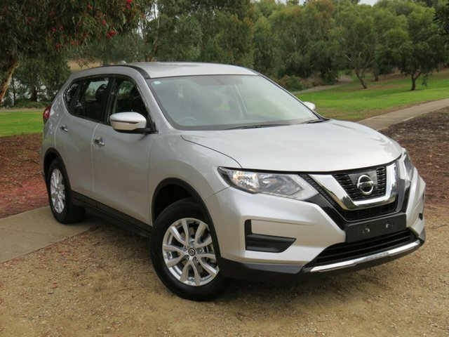 Used Nissan X-Trail T32 Series II ST X-tronic 2WD Morphett Vale, 2019 Nissan X-Trail T32 Series II ST X-tronic 2WD Silver/cloth 7 Seat 7 Speed Constant Variable