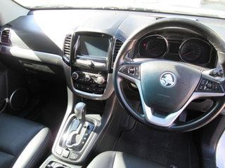 2016 Holden Captiva CG LTZ White 6 Speed Automatic Wagon