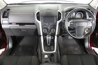 2018 Isuzu D-MAX TF MY18 LS-M HI-Ride (4x4) Red 6 Speed Automatic Crew Cab Utility