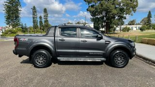 2018 Ford Ranger PX MkII 2018.00MY Wildtrak Double Cab Magnetic 6 Speed Sports Automatic Utility