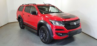 2019 Holden Colorado RG MY19 Z71 Pickup Crew Cab Red 6 Speed Sports Automatic Utility