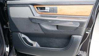2009 Land Rover Range Rover Sport L320 10MY TDV6 Black 6 Speed Sports Automatic Wagon
