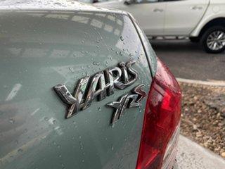 2006 Toyota Yaris NCP93R YRS Green 4 Speed Automatic Sedan