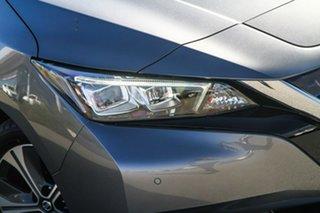 2021 Nissan Leaf ZE1 e+ Gun Metallic 1 Speed Reduction Gear Hatchback