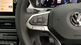 2020 Volkswagen T-Cross C1 MY20 85TSI DSG FWD Style Reflex Silver 7 Speed