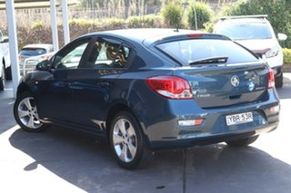 2014 Holden Cruze JH Series II MY14 Equipe Green 6 Speed Sports Automatic Hatchback.