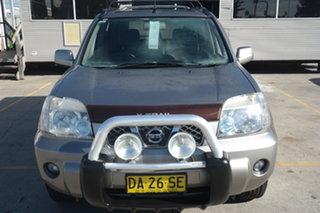 2005 Nissan X-Trail T30 II TI-L Silver 4 Speed Automatic Wagon.