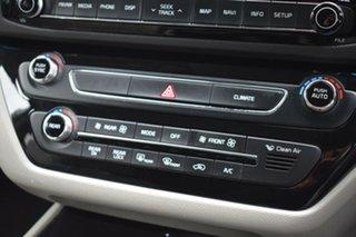 2018 Kia Carnival YP MY18 Platinum White 6 Speed Sports Automatic Wagon