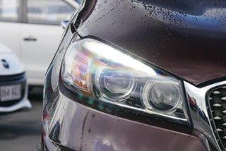 2017 Kia Sorento UM MY17 SLi AWD Red/Black 6 Speed Sports Automatic Wagon.