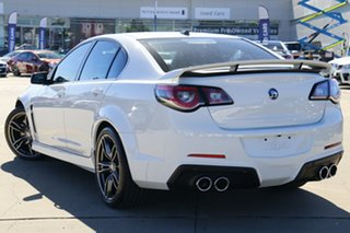 2015 Holden Special Vehicles ClubSport Gen-F MY15 White 6 Speed Sports Automatic Sedan.