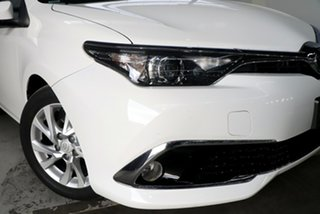 2017 Toyota Corolla ZRE182R MY15 Ascent Sport White 7 Speed CVT Auto Sequential Hatchback.