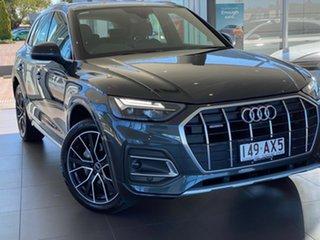 2020 Audi Q5 FY MY21 40 TDI S Tronic Quattro Ultra Sport 7 Speed Sports Automatic Dual Clutch Wagon