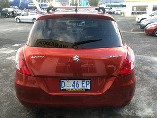 2013 Suzuki Swift FZ GL Brown 5 Speed Manual Hatchback