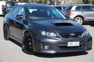 2011 Subaru Impreza G3 MY11 WRX AWD Grey 5 Speed Manual Hatchback.