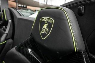 2020 Lamborghini Huracan 724 MY20 EVO Spyder D-CT RWD White 7 Speed Sports Automatic Dual Clutch
