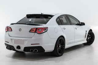 2013 Holden Special Vehicles ClubSport Gen-F MY14 White 6 Speed Manual Sedan.