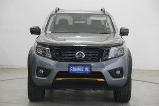2019 Nissan Navara D23 S4 MY19 N-TREK Grey 7 Speed Sports Automatic Utility.