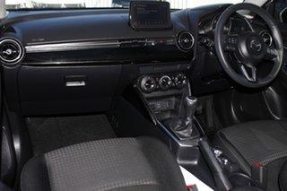 2017 Mazda 2 DJ2HA6 Maxx SKYACTIV-MT White 6 Speed Manual Hatchback