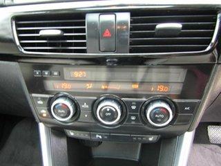 2013 Mazda CX-5 KE1021 MY13 Grand Touring SKYACTIV-Drive AWD Blue 6 Speed Sports Automatic Wagon