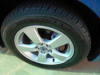 2011 Holden Cruze JH Series II MY11 CD Blue 5 Speed Manual Sedan
