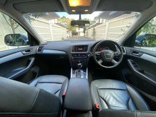 2009 Audi Q5 8R TDI S Tronic Quattro Grey 7 Speed Sports Automatic Dual Clutch Wagon