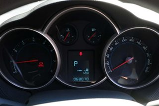 2014 Holden Cruze JH Series II MY14 Equipe Green 6 Speed Sports Automatic Hatchback
