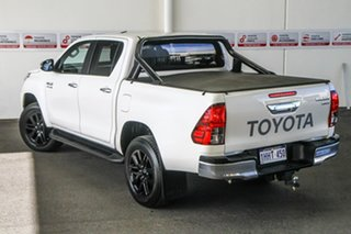2020 Toyota Hilux GUN126R SR5 Double Cab Crystal Pearl 6 Speed Sports Automatic Cab Chassis