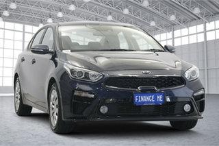 2020 Kia Cerato BD MY20 S Gravity Blue 6 Speed Sports Automatic Sedan.