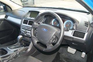 2009 Ford Falcon FG XR6 Blue 5 Speed Auto Seq Sportshift Utility