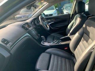 2012 Opel Insignia IN Select Black 6 Speed Sports Automatic Sedan