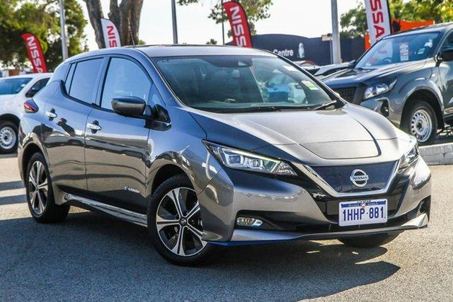 Demo Nissan Leaf ZE1 e+ Cannington, 2021 Nissan Leaf ZE1 e+ Gun Metallic 1 Speed Reduction Gear Hatchback