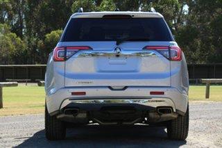 2019 Holden Acadia AC MY19 LTZ-V 2WD Silver 9 Speed Sports Automatic Wagon