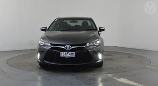 2016 Toyota Camry AVV50R MY15 Atara S Hybrid Grey Continuous Variable Sedan.