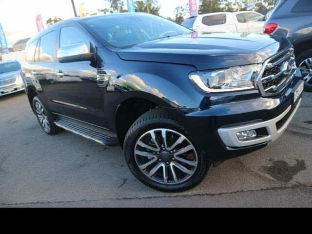 Used Ford Everest Kingswood, Ford EVEREST 2020.75 SUV TITANIUM . 2.0L BIT 10A (zVAE9PF)