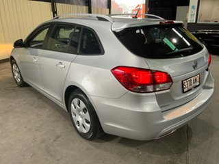 2013 Holden Cruze JH MY14 CD Silver 6 Speed Automatic Sportswagon