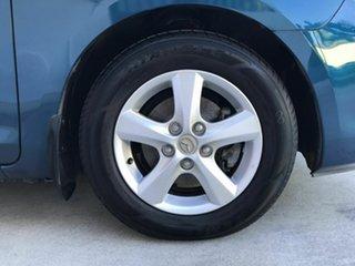 2007 Mazda 3 BK10F2 Maxx Sport Blue 4 Speed Sports Automatic Sedan