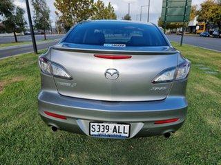 2010 Mazda 3 BL10L1 MY10 SP25 Activematic Aluminium Sp25 Luxury/black L 5 Speed Sports Automatic