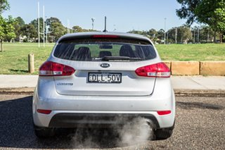 2016 Kia Cerato YD MY17 S Premium Silky Silver 6 Speed Sports Automatic Hatchback