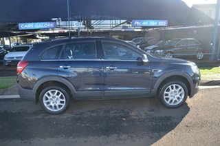 2017 Holden Captiva CG MY16 Active 7 Seater Blue 6 Speed Automatic Wagon.