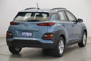 2020 Hyundai Kona OS.3 MY20 Active 2WD Ceramic Blue 6 Speed Sports Automatic Wagon