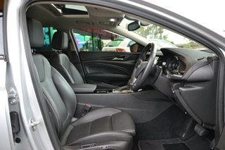 2019 Holden Calais ZB MY19 V Liftback AWD Silver 9 Speed Sports Automatic Liftback.