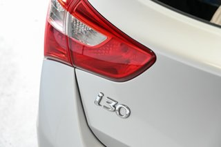 2016 Hyundai i30 GD4 Series II MY17 Active Silver 6 Speed Manual Hatchback